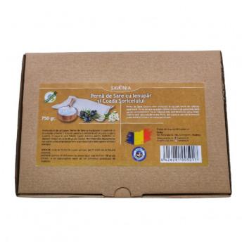 Perna de Sare cu Ienupar si Coada Soricelului, Savonia, 750 g