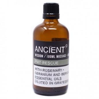 Ulei pentru masaj PMT Rescue, 100 ml, Ancient Wisdom