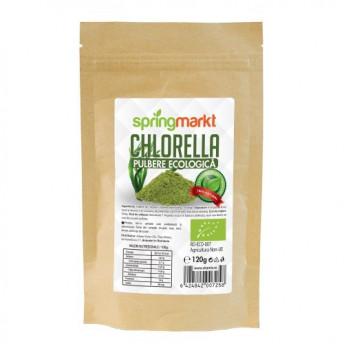 Pulbere de Chlorella 120gr BIO