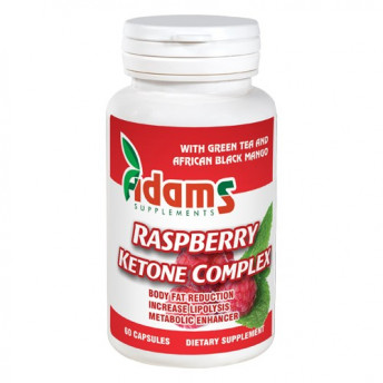 Raspberry Ketone Complex 60 cps, Cetona de zmeura