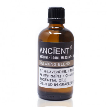 Ulei pentru masaj Bath & Massage, 100 ml, Ancient Wisdom