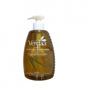 Sapun lichid cu Ulei de Eucalipt, 400 ml, Verdaa