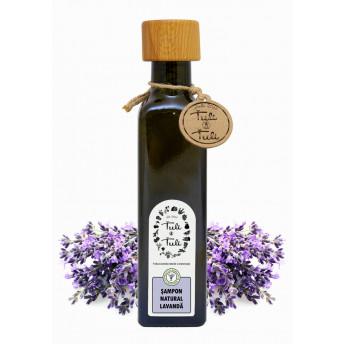 Sampon Natural cu Lavanda, 250 ml, Tuli a Tuli