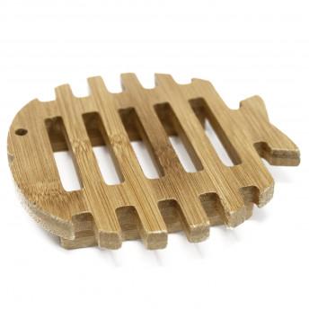 Sapuniera Pestisor din lemn de Hemu, Model 2