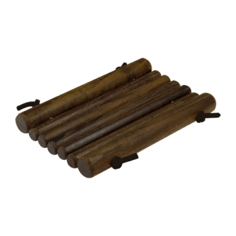 Sapuniera lemn de fag tratat termic