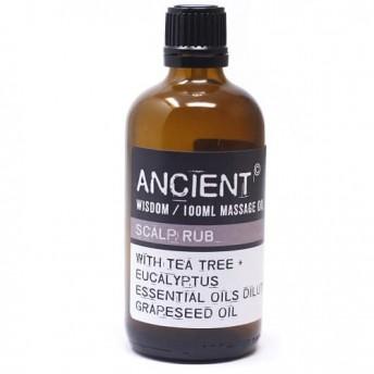 Ulei pentru masaj capilar Scalp Rub, 100 ml, Ancient Wisdom