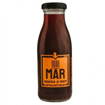 Suc de Mar, Coacaze si Mure, 100% Natural, 250 ml, Doar Mar
