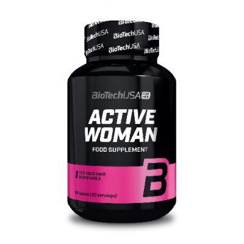 Supliment - Active Woman 60tbl. Biotech USA