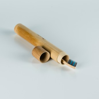 suport periuta dinti bambus 2