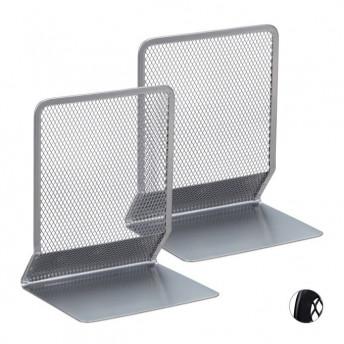Suport Metalic pentru Carti, set 2 bucati