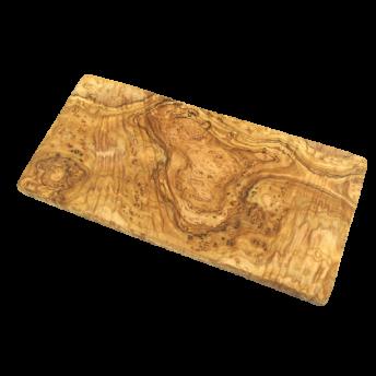Tocator Lemn de Maslin, 30 x 15 cm, pentru mic dejun
