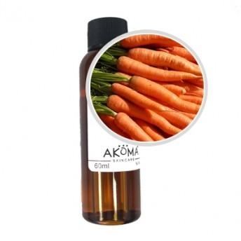 Ulei de morcov, 60 ml - Akoma Skincare