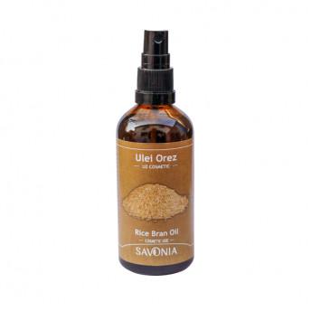 Ulei de Orez, Uz Cosmetic, Savonia, 100 ml