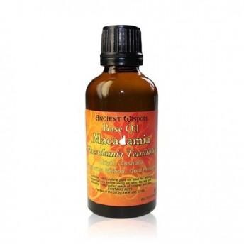 Ulei de Macadamia - presat la rece, 50 ml, Ancient Wisdom