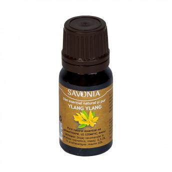 Ylang Ylang - Ulei Esential Natural si Pur (uz extern)