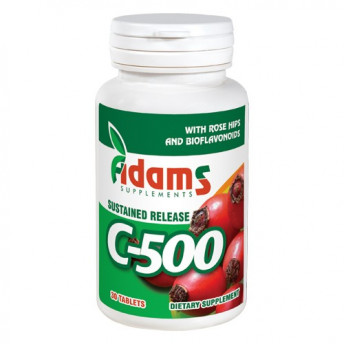 Vitamina C-500 cu Macese 30 tablete