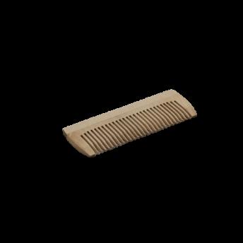 Pieptene des, lemn de fag, 12 cm