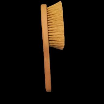 Perie Corp, cu Maner din Lemn, Peri Lungi din Sisal, 23 cm