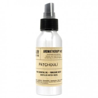 Odorizant natural de camera cu ulei esential pur de Patchouli, 100 ml, Ancient Wisdom