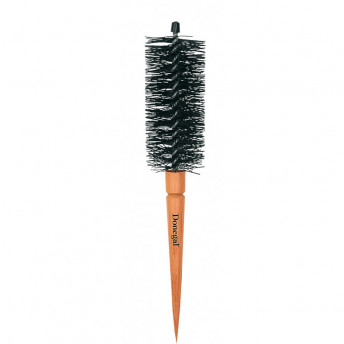 Perie pentru coafat, peri nylon, diametru 40 mm