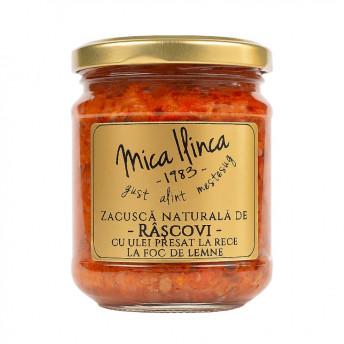 Zacusca de Rascovi 200 g - Mica Ilinca