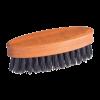 Perie pentru barba din lemn de par