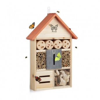 Hotel pentru Fluturi si Insecte, 41.5 x 27.5 cm