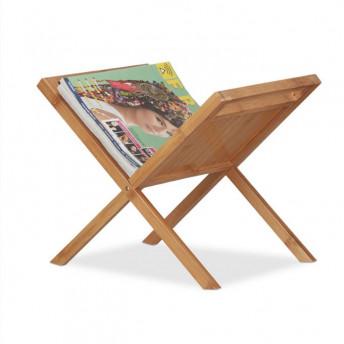 Suport din Bambus pentru Reviste, 40 x 30 cm