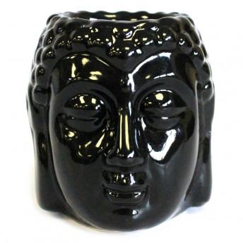 Vas Aromaterapie Buddha, negru