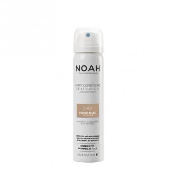 Spray corector cu vitamina B5 pentru acoperirea radacinii parului - BLOND INCHIS, Noah, 75 ml