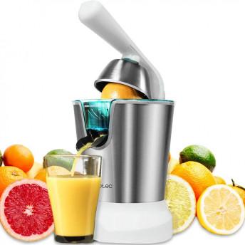 Storcator de citrice Cecotec Zitrus PowerAdjust 600, 600w, Anti picurare, 2 conuri, filtru reglabil