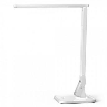 Lampa de birou LED TaoTronics TT DL02 control Touch, 4 moduri, 14W, USB - Alba