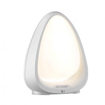 Lampa de Veghe BlitzWolf cu reglare touch a Intensitatii, lumina in diferite culori