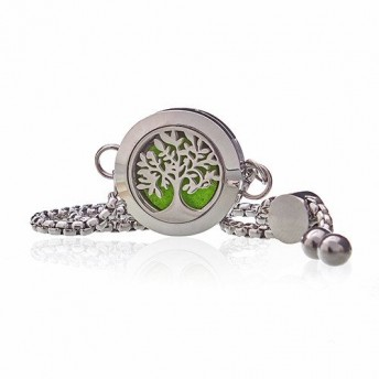 Bratara aromaterapie Tree of Life, 20mm - Ancient Wisdom