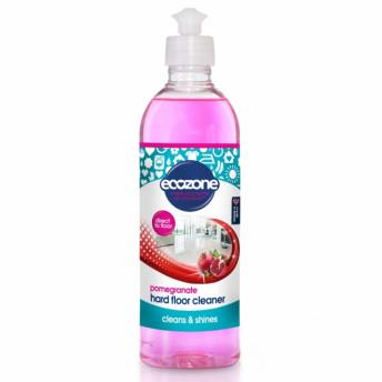Solutie cu rodie pentru curatat podele dure, Ecozone, 500 ml