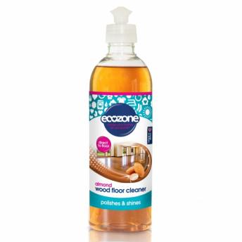 Solutie cu migdale, pentru curatat podelele din lemn, Ecozone, 500 ml