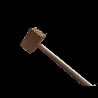 Ciocan din Lemn, pentru carne, 28 cm