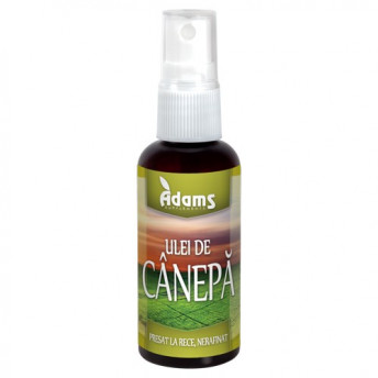 Ulei de Canepa (uz cosmetic) 50ml