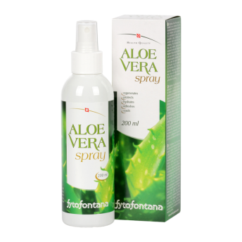 Aloe Vera Spray, 200 ml, Fytofontana