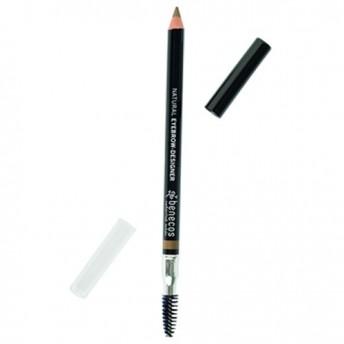 Creion bio pentru sprancene, Blonde - Benecos