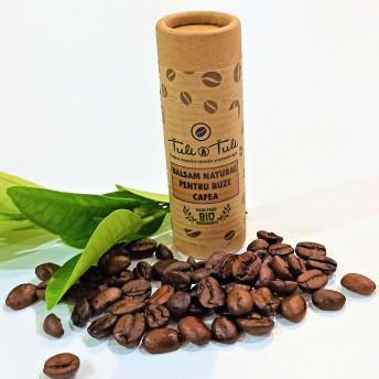 Balsam Natural pentru Buze de Cafea, 15 ml, Tuli a Tuli