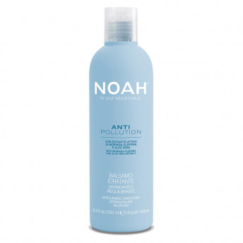 Balsam hidratant si echilibrant pentru descurcarea parului - Anti Pollution, Noah, 250 ml