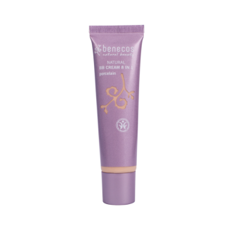 BB Cream bio 8-in-1, Porcelain (ten deschis) - Benecos