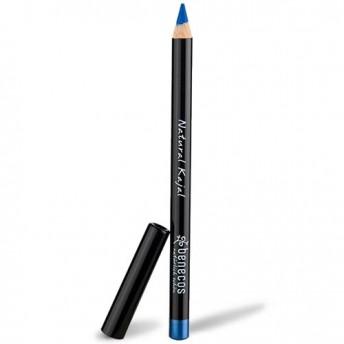 Creion Kajal bio pentru ochi, Bright Blue (albastru) - Benecos