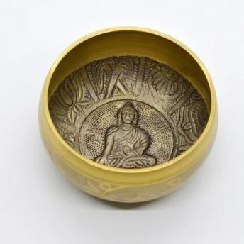 Bol tibetan cantator India 9cm