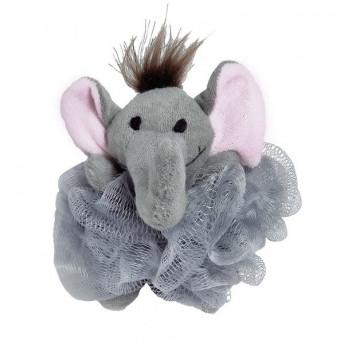 Burete baie Textil, pentru copii, Elefant