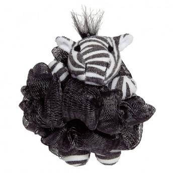 Burete baie Textil, pentru copii, Zebra