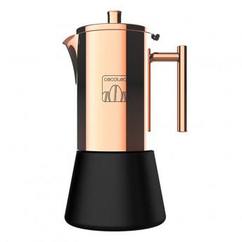 Cafetiera Cecotec Moking 400, 200 ml, 4 cani de cafea, inductie