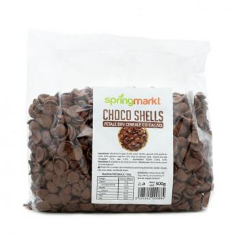 Choco Shells (Petale din cereale cu cacao) 500g
