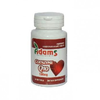 Coenzyme Q10 30 mg 30 cps